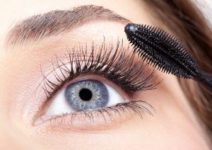 Eye makeup can cause a staphylococcal eye infection